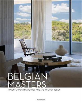 Picture of Belgian Masters: in Contemporary Architecture and Interior Design