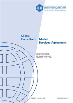 Picture of FIDIC 2017 ( FG-AU-C-AA-10) Client/Consultant Model Services Agreement 5th Ed (White Book)