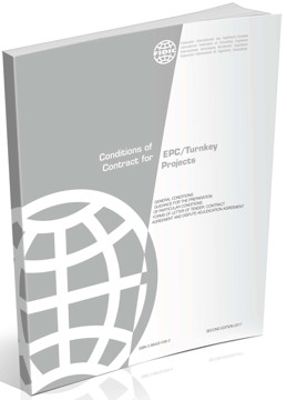 Picture of FIDIC 2017 (FC-QB-B-AA-09) - Conditions of Contract for EPC/Turnkey Projects 2nd Ed  - Silver Book