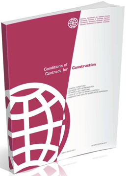 Picture of FIDIC 2017 (FC-RA-B-AA-09) - Conditions of Contract for Construction 2nd Ed - Red Book