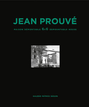 Picture of Jean Prouve - Maison Demontable 6x6 Demountable House