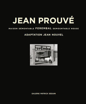 Picture of Jean Prouve - Ferembal Demountable House
