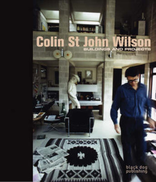 Picture of Colin St John Wilson: Buildings and Projects