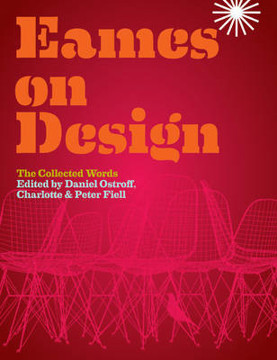 Picture of Eames on Design: The Collected Words