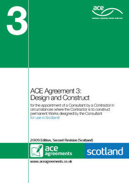 Picture of ACE Agreement: No. 3