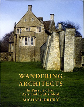 Picture of Wandering Architects: In Pursuit of an Arts and Crafts Ideal