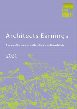 Picture of Architects Earnings 2020: A survey of the fees charged by private architectural practices