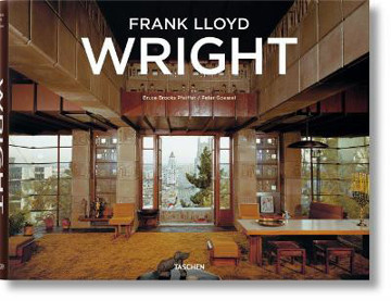 Picture of Frank Lloyd Wright