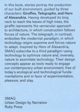 Picture of Giraffes, Telegraphs and Hero of Alexandria - Urban Design by Naration