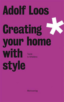 Picture of Adolf Loos - Creating Your Home with Style