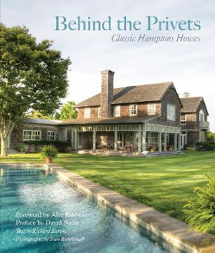 Picture of Behind the Privets: Classic Hamptons Houses
