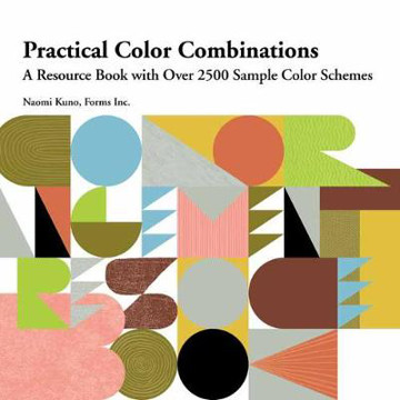 Picture of Practical Color Combinations: A Resource Book with Over 2500 Sample Color Schemes