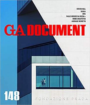 Picture of GA Document 148 - Holl, OMA, SANAA, Mendes da Rocha