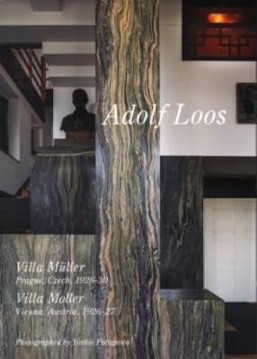 Picture of Adolph Loos - Villa Muller Prague 1928-30, Villa Moller Vienna 1926-27