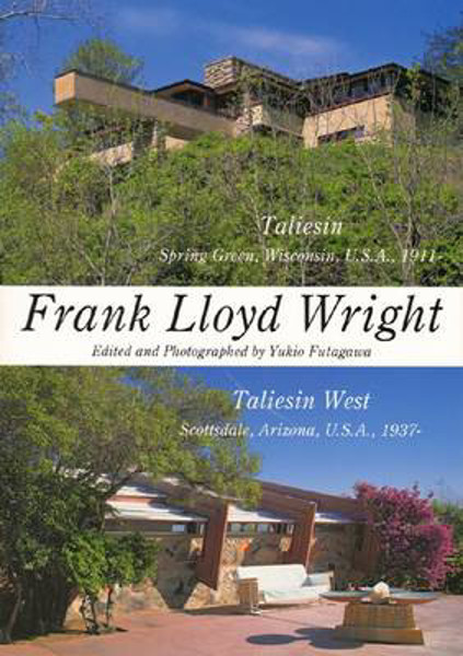 Picture of Frank Lloyd Wright - Taliesin, Spring Green Wisconsin. Residential Masterpieces 09