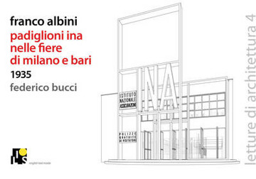 Picture of Franco Albini. Ina's Pavilions in the Milan and Bari Fairs 1935