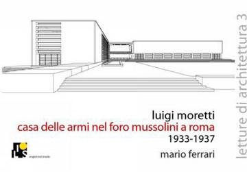 Picture of Luigi Moretti. Fencing Academy in the Mussolini's Forum, Rome 1933-1937