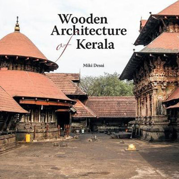 Picture of Wooden Architecture of Kerala