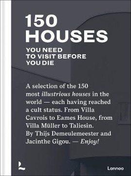 Picture of 150 Houses You Need to Visit Before You Die