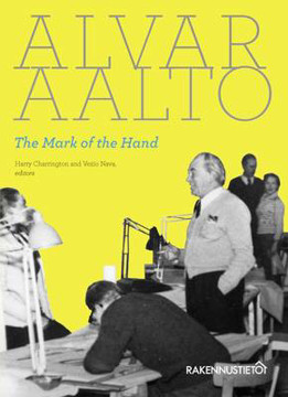 Picture of Alvar Aalto: The Mark of the Hand