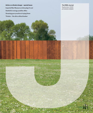 Picture of RIBA Journal: September 2020