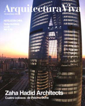 Picture of Arquitectura Viva 221 - Zaha Hadid Architects