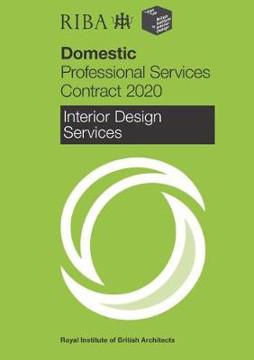 Picture of RIBA/BIID Domestic Professional Services Contract 2020 : Interior Design Services