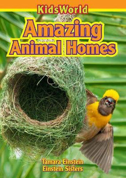 Picture of Amazing Animal Homes