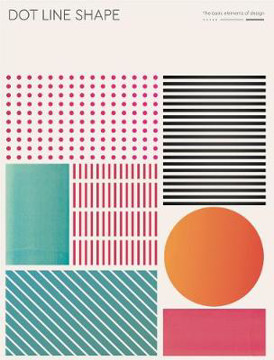 Picture of Dot Line Shape: The basic elements of design and illustration
