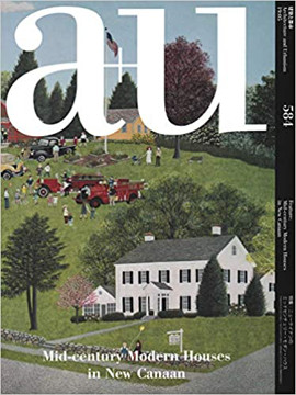 Picture of A+U 05:19 584 Mid-Century Modern Houses in New Canaan