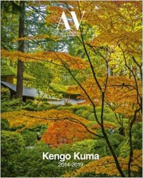 Picture of AV Monographs - 218-219 : Kengo Kuma 2014-2019
