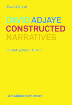 Picture of David Adjaye: Constructed Narratives