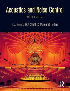 Picture of Acoustics and Noise Control 3rd edition