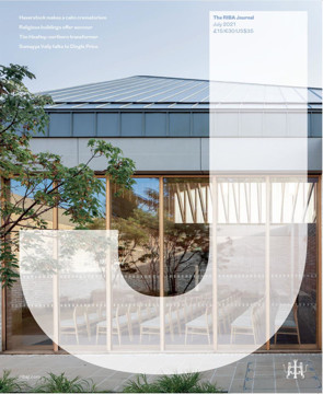 Picture of RIBA Journal: July 2021