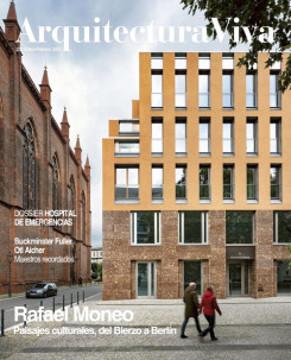 Picture of Arquitectura Viva 231 - Rafael Moneo