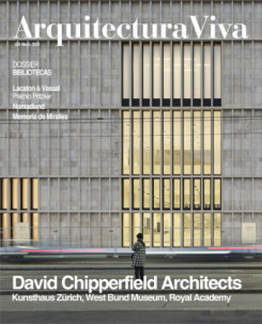 Picture of Arquitectura Viva 234 - David Chipperfield Architects
