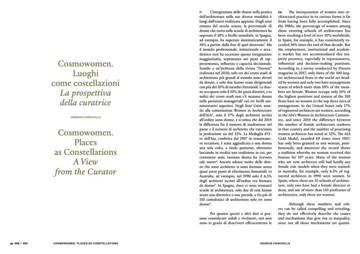 Picture of Cosmowomen: Places as Constellations