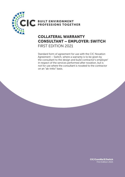 Picture of Collateral Warranty Consultant-Employer: Switch