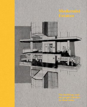 Picture of Modernist Estates: The buildings and the people who live in them