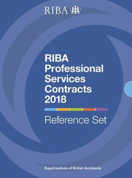 Picture of RIBA Professional Services Contracts 2018: Reference Set