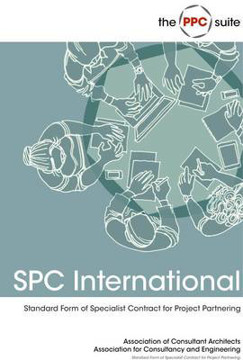 Picture of SPC International: ACA Standard Form of Specialist Contract for Projectpartnering