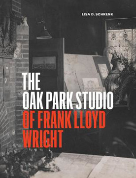 Picture of The Oak Park Studio of Frank Lloyd Wright