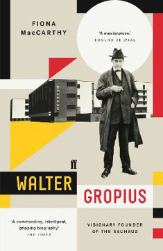 Picture of Walter Gropius: Visionary Founder of the Bauhaus