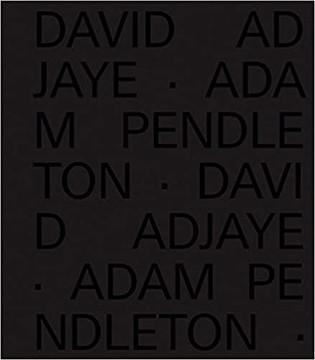 Picture of David Adjaye Adam Pendleton