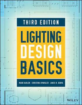 Picture of Lighting Design Basics
