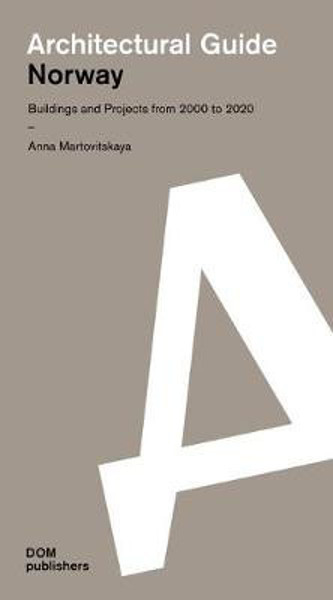 Picture of Norway:: Architectural Guide: Buildings and Projects from 2000 to 2020